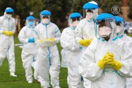 ВОЗ не прошла проверку на прочность Эболой