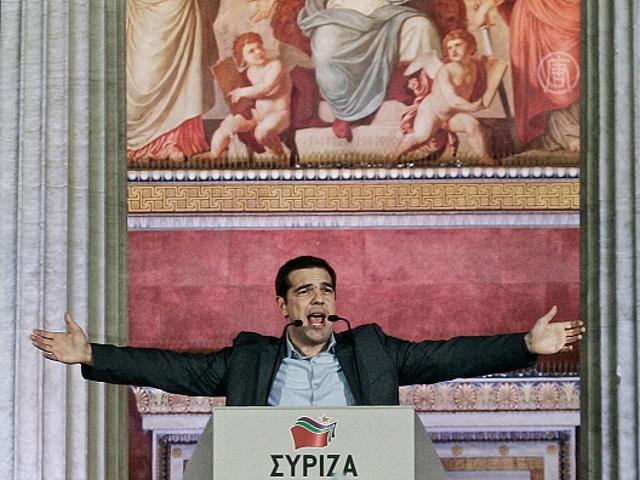 Победа левых в Греции: тысячи вышли на улицы