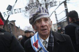 В «Освенциме» помянули погибших