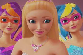 Кукла Барби стала супергероем