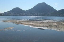 Летним Играм в Рио может помешать обмеление лагуны