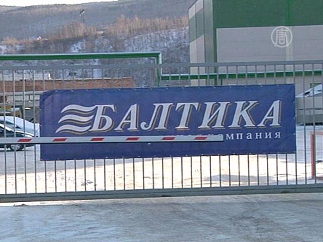 «Балтика» закрывает 2 завода в России