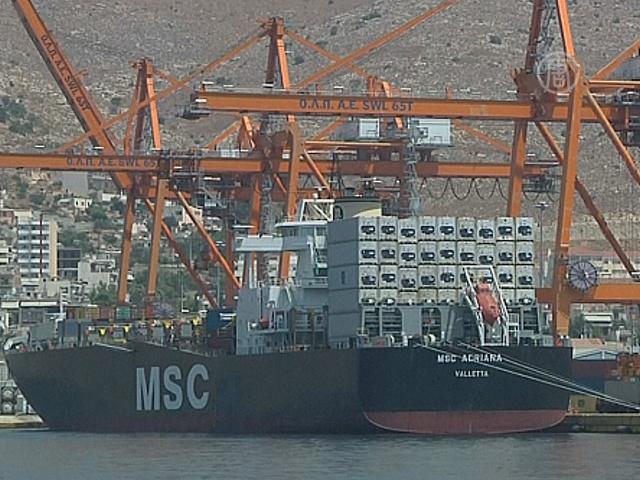 Новые власти Греции не продадут порт Китаю