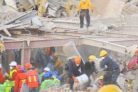 В Мехико взрывом разрушен роддом, есть жертвы