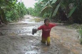 В Перу ввели режим ЧП из-за ливней