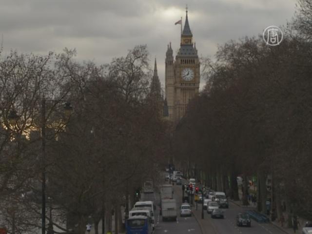 Экономика Британии: временное замедление или спад?