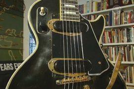 «Святой Грааль» среди гитар продадут на аукционе
