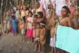 Индейцы протестуют из-за вреда от добычи нефти