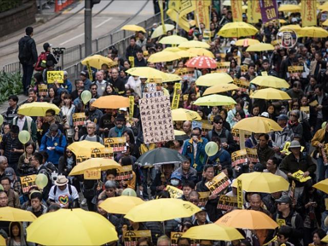 В Гонконге возобновились протесты