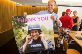 Журналиста «Аль-Джазиры» из Австралии освободили