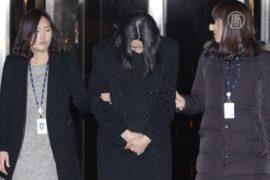 Виновнице «дела с орешками» грозит 3 года тюрьмы