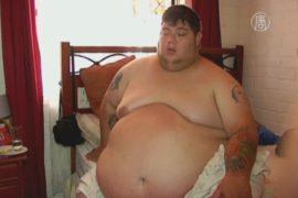 Тучному чилийцу нужно похудеть, чтобы выжить