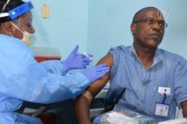 В Либерии начали испытания вакцин от Эболы