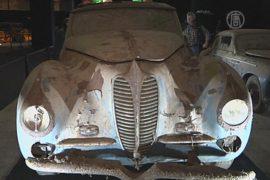 Забытые на полвека авто продадут на аукционе