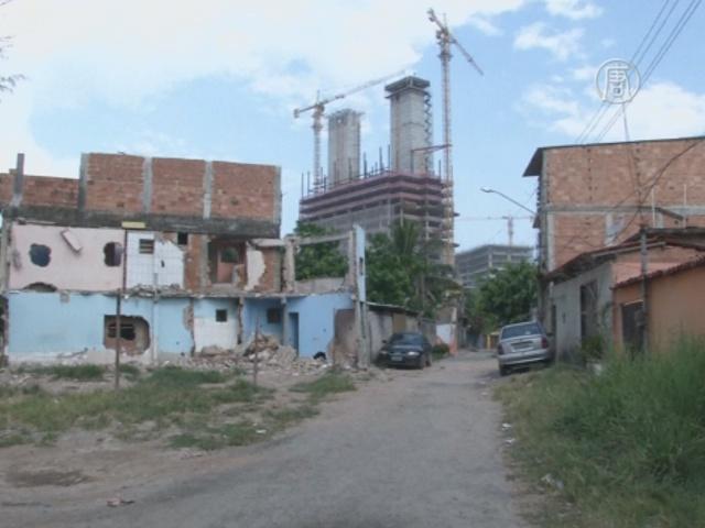 Жители Рио не хотят переселяться ради Олимпиады