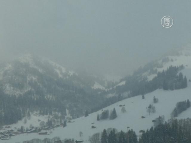 Лыжник выбирался из снежной ловушки 48 часов