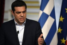 Греки поддерживают нового премьера