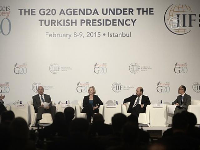 Встреча G20: главные трудности для глобального роста