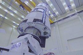 ЕКА готовит к первому запуску многоразовый корабль