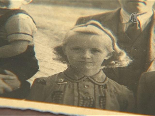 Выжившая вспоминает бомбардировку Дрездена