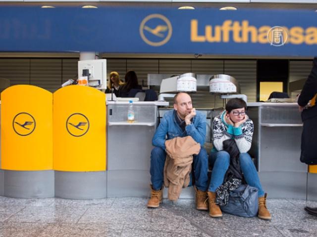 Пилоты Lufthansa снова объявили забастовку