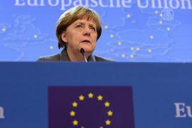 Меркель: ЕС готов наложить новые санкции на Россию