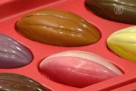 Китайцам полюбился шоколад