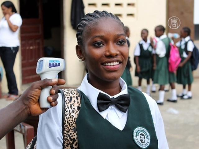Либерия открывает школы: эпидемия Эболы утихла