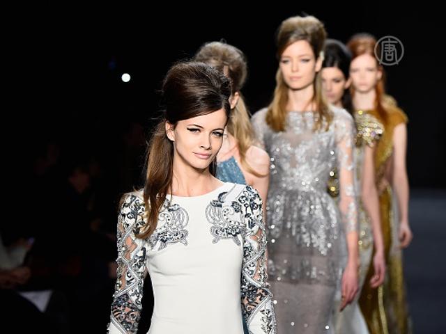 На Неделе моды показали «золотой век Голливуда»