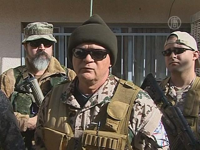 Против ИГИЛ воюют добровольцы из США