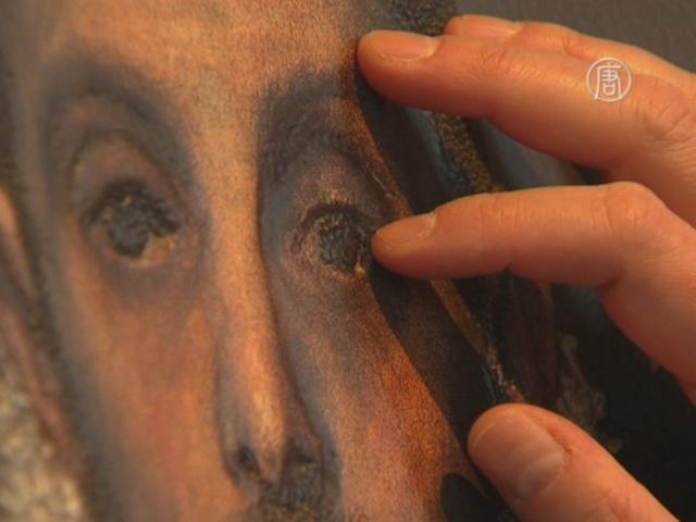 Музей Мадрида показывает картины для слепых