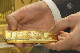 Богатые греки покупают золото, опасаясь кризиса