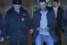 Навальному дали 15 суток ареста за листовки
