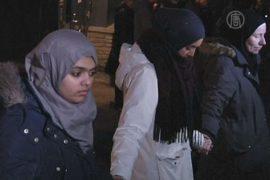 Норвежские мусульмане вышли на защиту евреев
