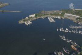 Залив Гуанабара не успеют очистить к Олимпиаде