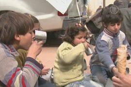ВОЗ: Сирии угрожает вспышка холеры