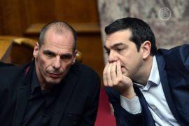 Оппозиция Греции недовольна планом реформ Ципраса