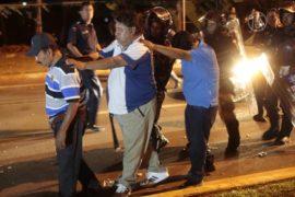 Протест в Мексике перерос в уличные беспорядки
