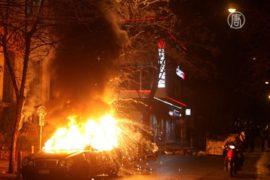 В Греции опять начались протесты
