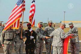 Военные США закончили миссию в Либерии