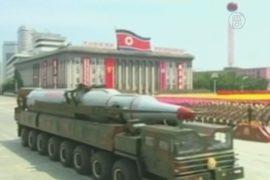 Сеул и Токио осудили КНДР за запуск ракет