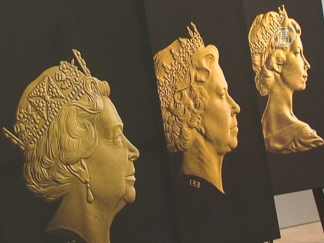 Британские монеты украсит новый портрет королевы