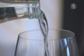 США: дегустация воды вместо вина