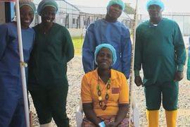 В Либерии вылечился последний пациент с Эболой