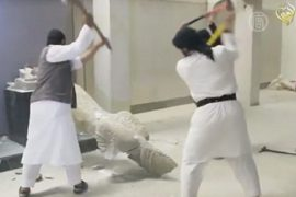 Ирак просит защитить свои древности от ИГИЛ