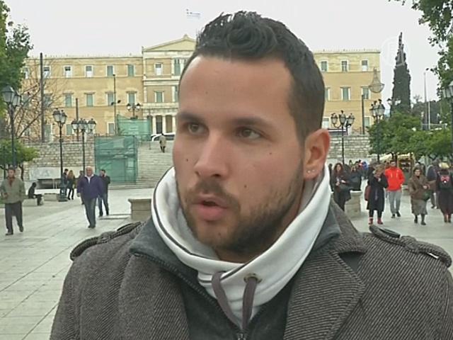 Опрос: греки не хотят выходить из еврозоны
