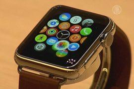 «Умные часы» Apple поступят в продажу в апреле
