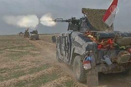 Боевиков ИГИЛ продолжают выбивать из Тикрита