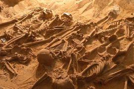 Париж: братские могилы в подвале супермаркета