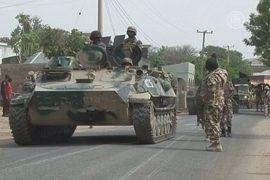 Франция поддержит борьбу с «Боко харам»
